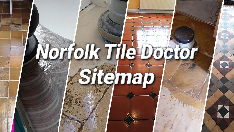 Norfolk Tile Doctor Sitemap